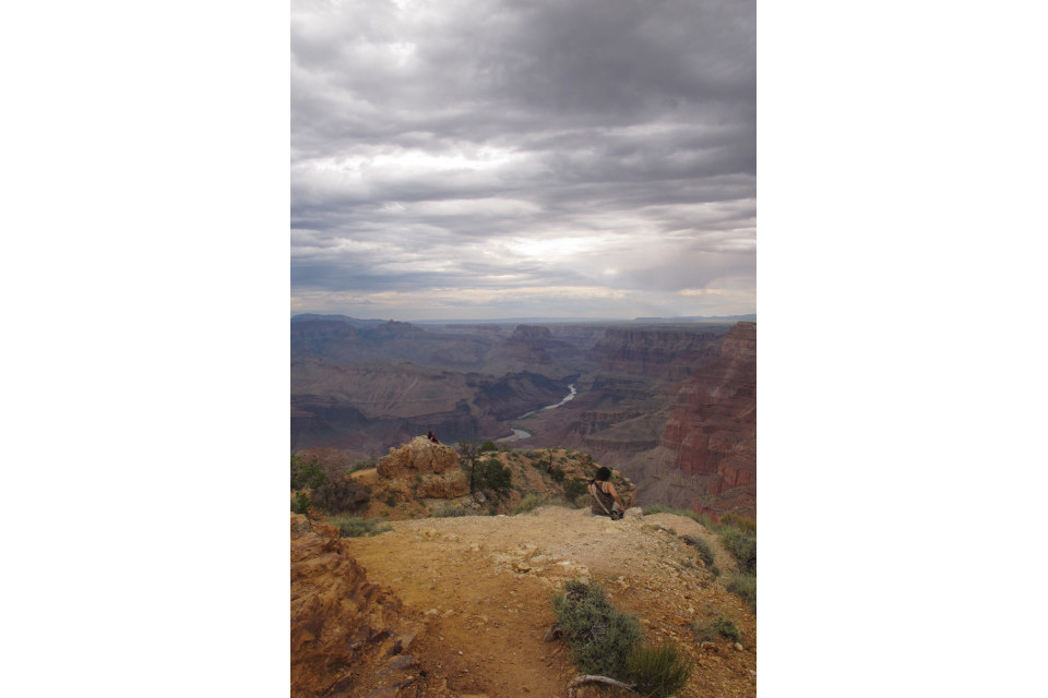Desert View point, Grand Canton, Arizona 2015Photos États-Unis, François-Marie Périer, Photographer