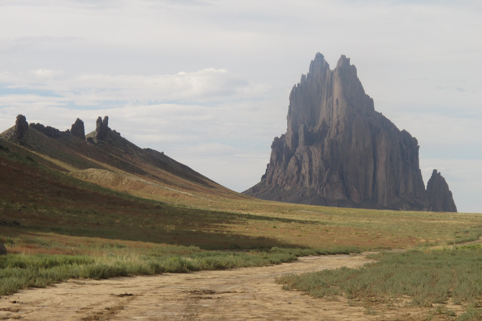 Shiprock, New Mexico, 2015Photos États-Unis, François-Marie Périer, Photographer